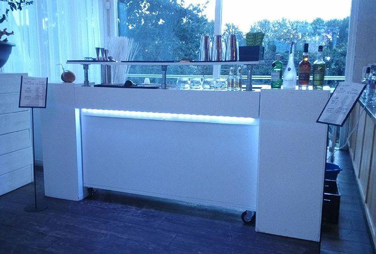 cocktailbar op locatie bij Wet n Wild