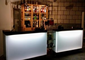 luxury cocktailbar prive feest