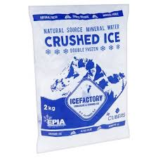 Crushed Ice 2 kg