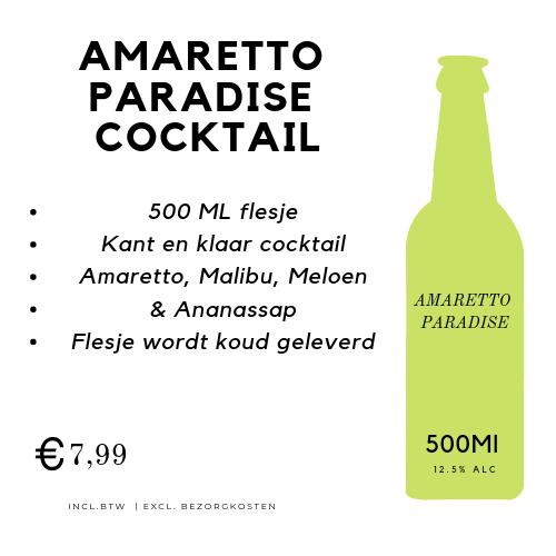 amaretto paradise