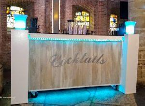 cocktailbar bruiloft in Gouda