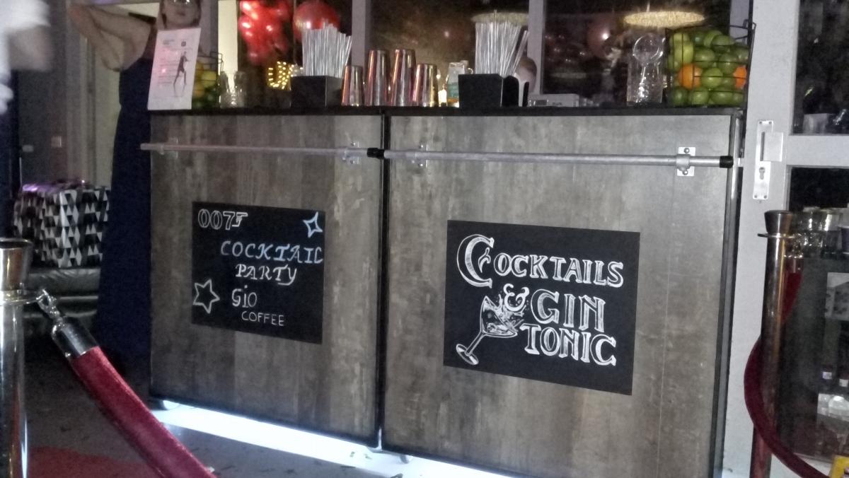 Top Uw Betrouwbare Betaalbare Op Maat Cocktailbar Op Locatie
