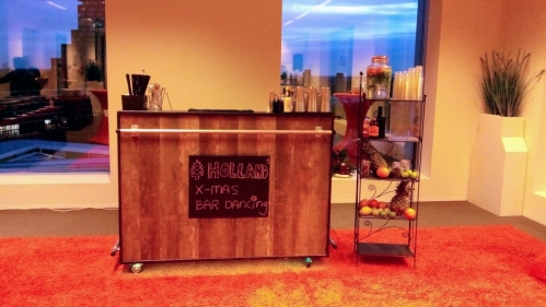 cocktailbar bij Holland.com 18-12-2018