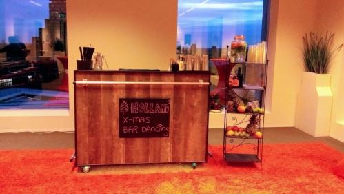 cocktailbar bij Holland.com 18-12-2018