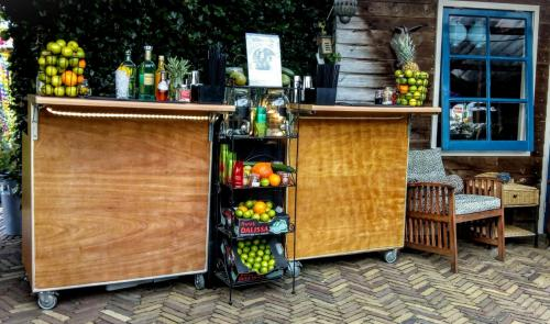 cocktailbar prive feest maarssen 09-06-2018